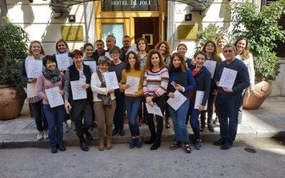Pierwsze wyjazdy zagraniczne w ramach projektu ELEVATE